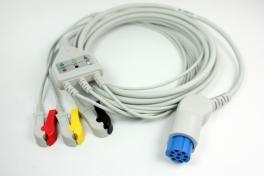 3 Adriges kabel geschirmt